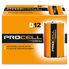 Duracell Procell Alkaline D Batteries