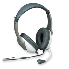Compucessory Deluxe Multimedia Stereo Headset