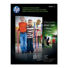 HP Matte Everyday Photo Paper