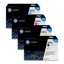 HP C972 Series Toner Cartridges