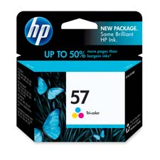 HP C6657AN/CB278AN Tri-Color Ink Cartridge
