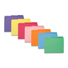 Smead 1/3 Cut Interior Folders