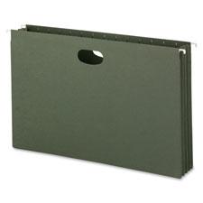 Smead Standard Green Hanging Pockets