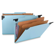 Smead Expansion Hanging Classification Folders