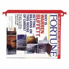 Smead File-Bar Catalog/Magazine Hanger