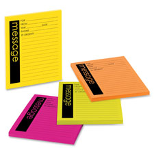 3M Post-it Important Message Notes