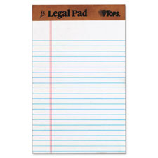 Tops Ruled Perforated Legal Pads