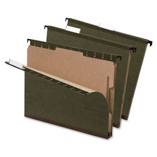 Esselte Hanging File Folders with Dividers