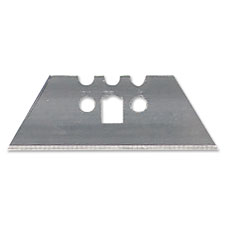 Replacement blades,f/x-acto utility knives, 5/pk, stst, sold as 1 package, 5 each per package