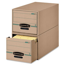 Fellowes Bankers Box Recycled Stor/File Drawers
