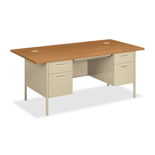 Hon Metro Classic Series Double Pedestal Desks