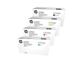 HP C9730/31/32/33A Toner Cartridges