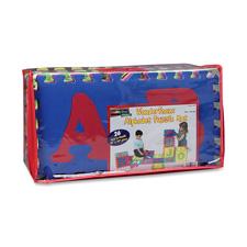 Chenille Kraft Alphabet Puzzle Mat