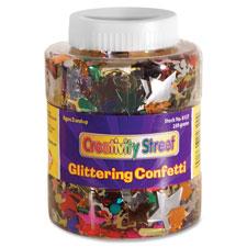 Chenille Kraft Glittering Confetti Shaker Jar
