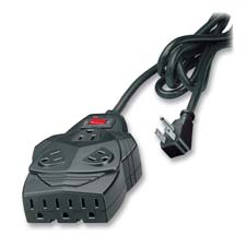 Fellowes Mighty 8-Outlet Surge Protector