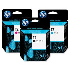 HP C5023/24/25A Color Ink Cartridges