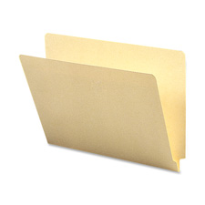 Smead Straight Cut End Tab File Folders