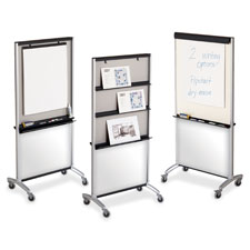 Quartet 3-In-1 Mobile Display Easel