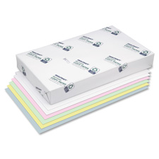 "Dual copy paper, 20 lb., 92 bright, 11""x17"", 5 rm/bx,we, sold as 1 box"