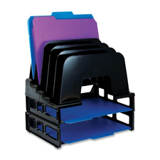 Officemate Tray/Incline Sorter Combo