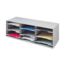 Buddy Adjustable Shelves Compartment Organizer