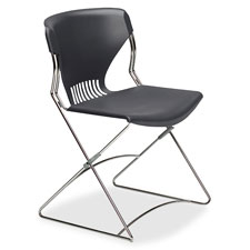 Hon Olson Series Flexible Armless Stacking Chairs