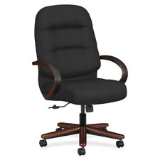 Hon Pillow-Soft Executive High-Back Swivel Chairs