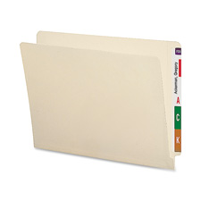Smead Recycled Shelf Master End Tab Manila Folders