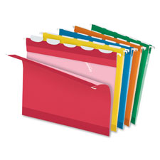 Esselte Pendaflex Ready Tab Color Hanging Folders