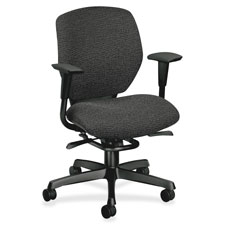Hon Resolution 6200 Managerial Low-Back Chairs