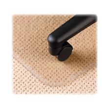 Deflect-O DuraMat Glass Clear Chairmats