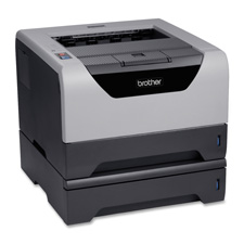 Brother HL5370DWT Graphics Laser Printer w/ Tray