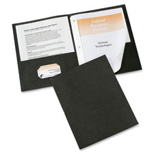 Avery 2-Pocket Folders w/ Fasteners