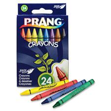 Dixon Prang 24 Count Wax Crayons