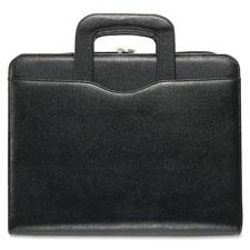 Day-Timer Avalon Leatherlike Attache Starter Set