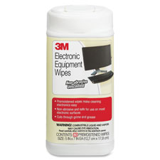 3M Premoistened Cleaning Wipes