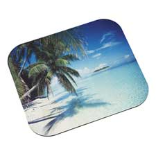 3M Tropical Beach Mouse Pad