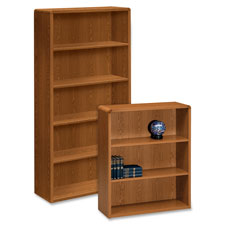 Hon Sturdy Veneer Bookcases