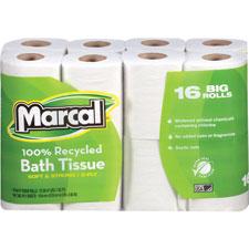 Marcal 2-Ply Premium Bath Tissue