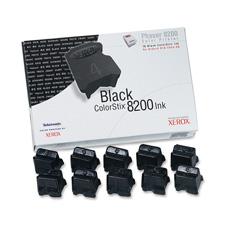 Xerox 016204400 Black ColorStix