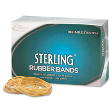Alliance Sterling Rubber Bands