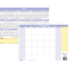 At-A-Glance Compact Erasable Wall Calendar
