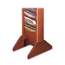 Buddy Wood Display Rack Single Base