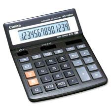 Canon 14-Digit Tilt Display Calculator
