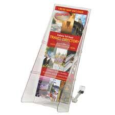 Deflect-O Stand-Tall Countertop Unit