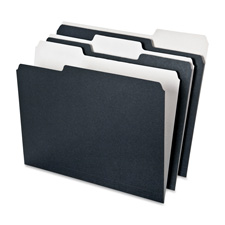 Esselte Earthwise 1/3 Cut Recycled File Folders