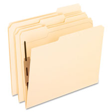 Esselte Interior Grid Folders w/Fasteners
