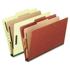 Esselte Legal Size Classification Folders