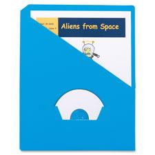 Esselte 3-Hole Slash Pocket Project Folders
