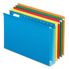 Esselte Extra Capacity Box Bottom Hanging Folders